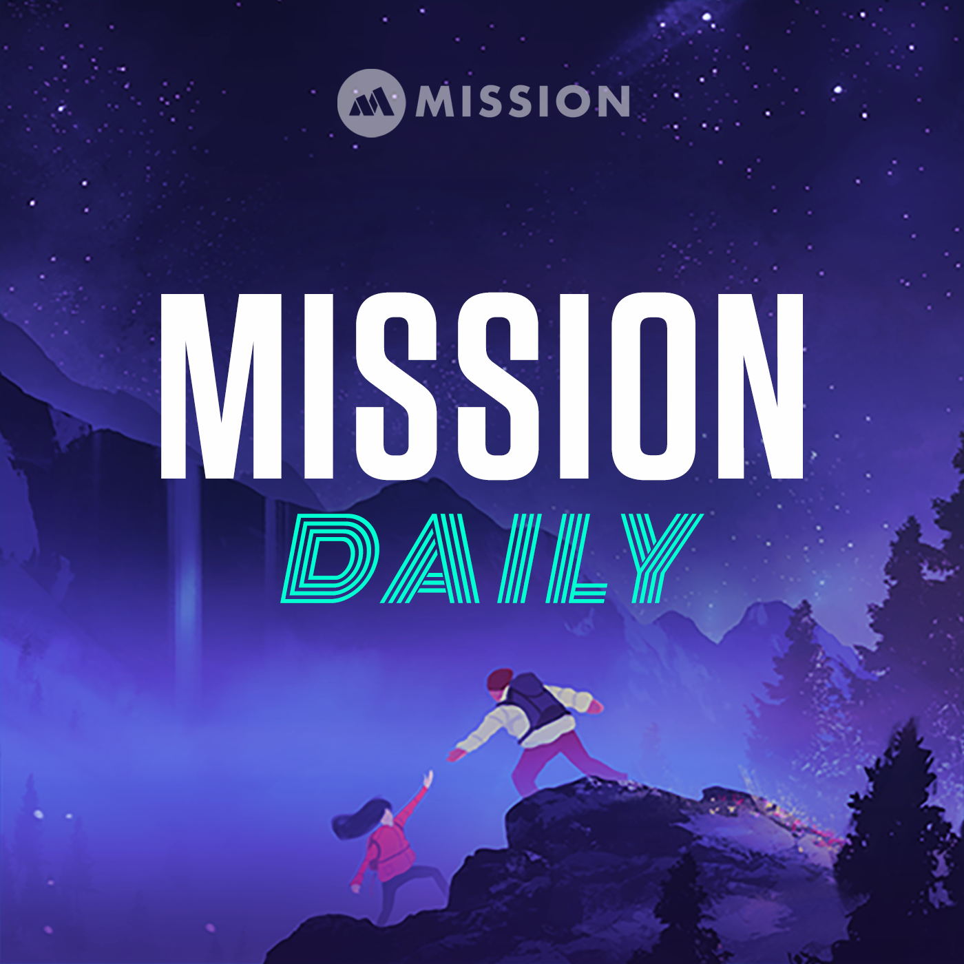 Mission Daily show art