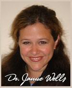 Dr. Jamie Wells is More Than