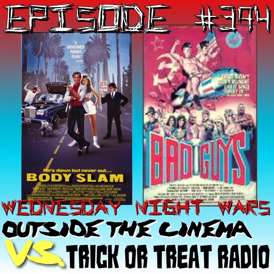 Episode #394 Body Bad Slam Guys
