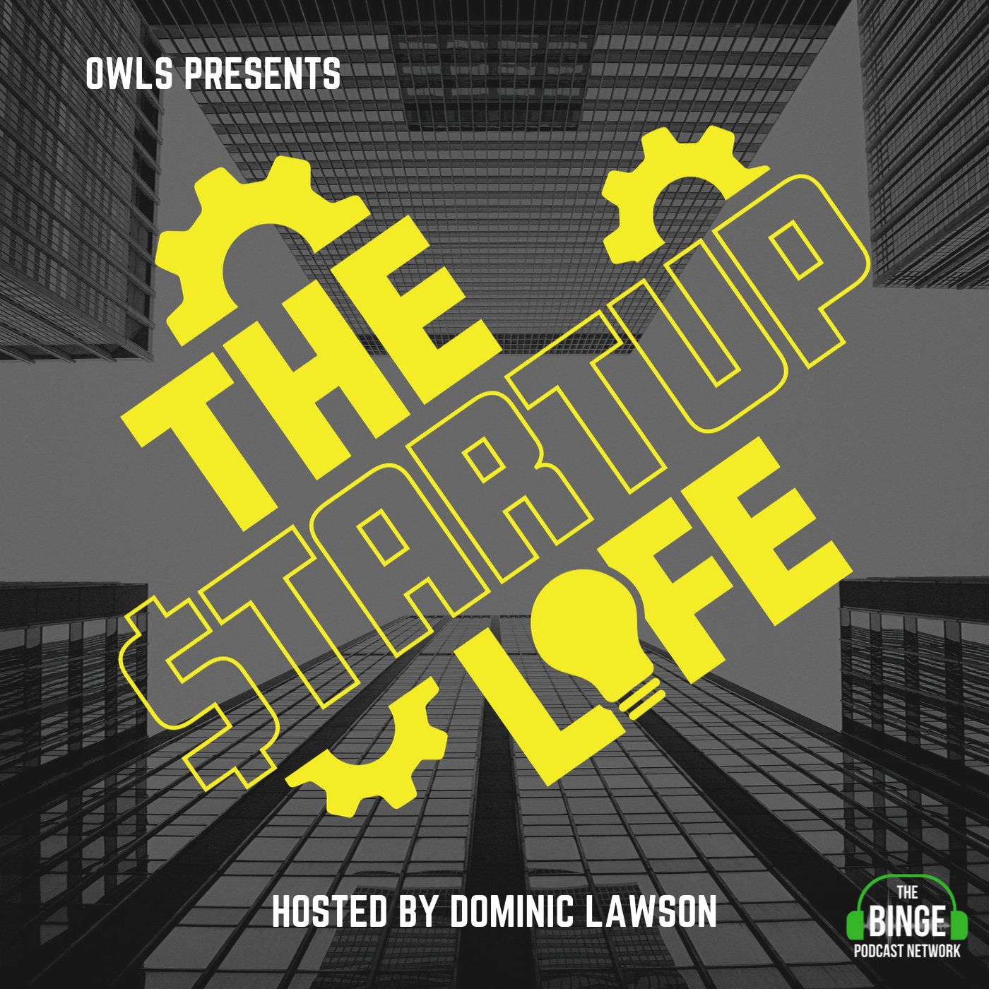 The Startup Life show art