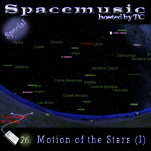 Spacemusic #26 Motion of the Stars (I)