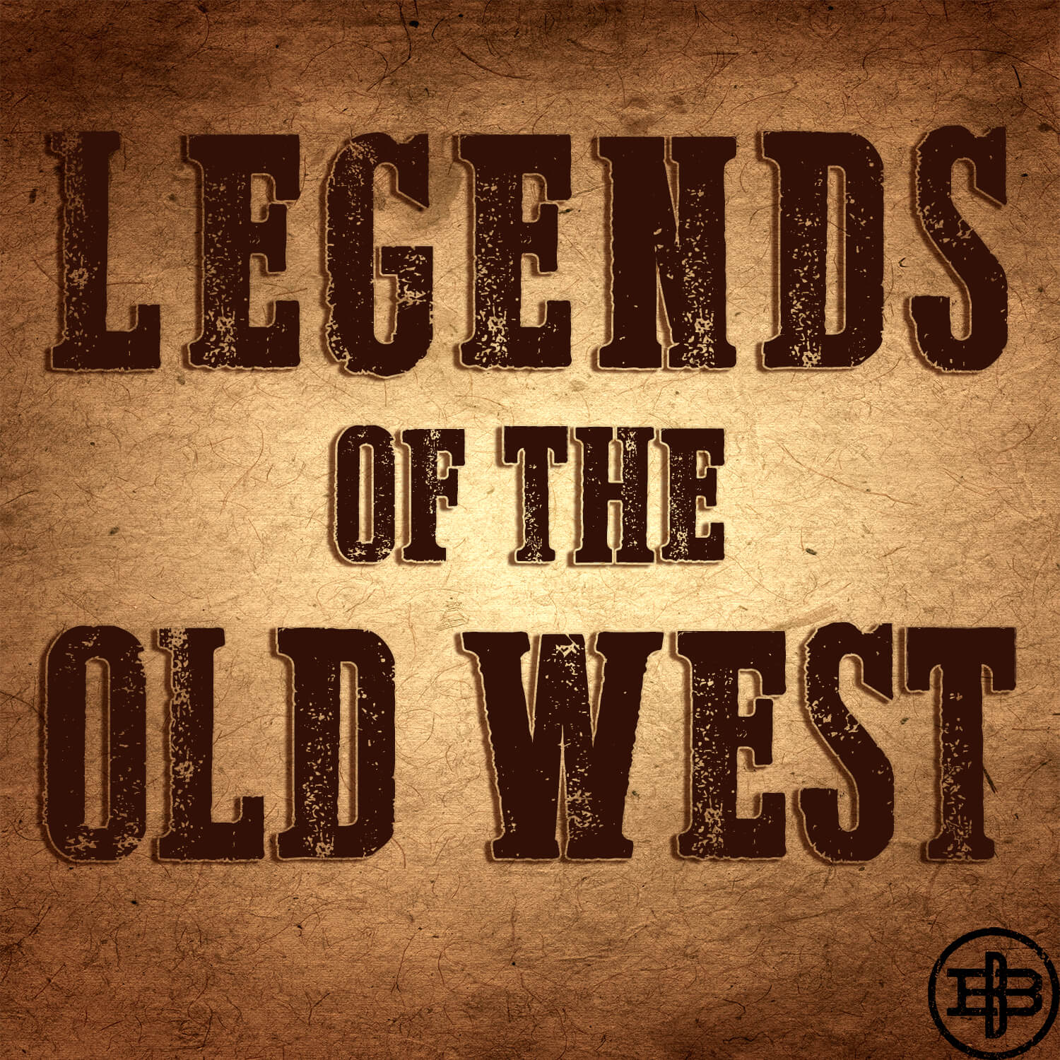 Legends of the Old West show art