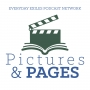 Artwork for Pictures and Pages No.15 - South by Southwest Update and April Movies