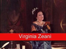 Tosca With Virginia Zeani