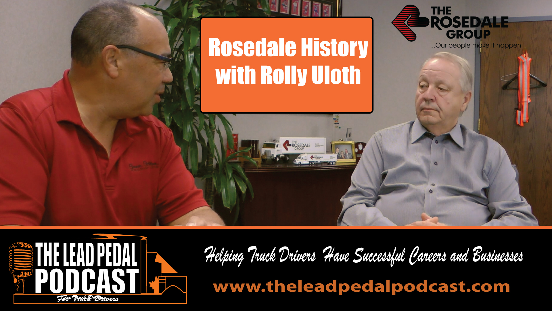 Building a Trucking Company With Rolly Uloth
