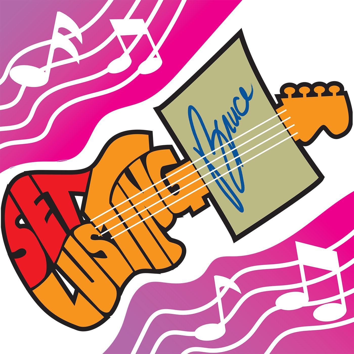 Set Lusting Bruce: The Springsteen Podcast logo