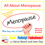 Artwork for All about Menopause