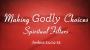 Artwork for Making Godly Choices Spiritual Filters (Pastor Ralph Estevez)
