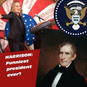 Headliner of State: William Henry Harrison