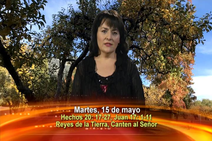 Artwork for Dios te Habla con Leticia Diaz;  Tema el hoy: Reyes de la tierra, canten al Señor