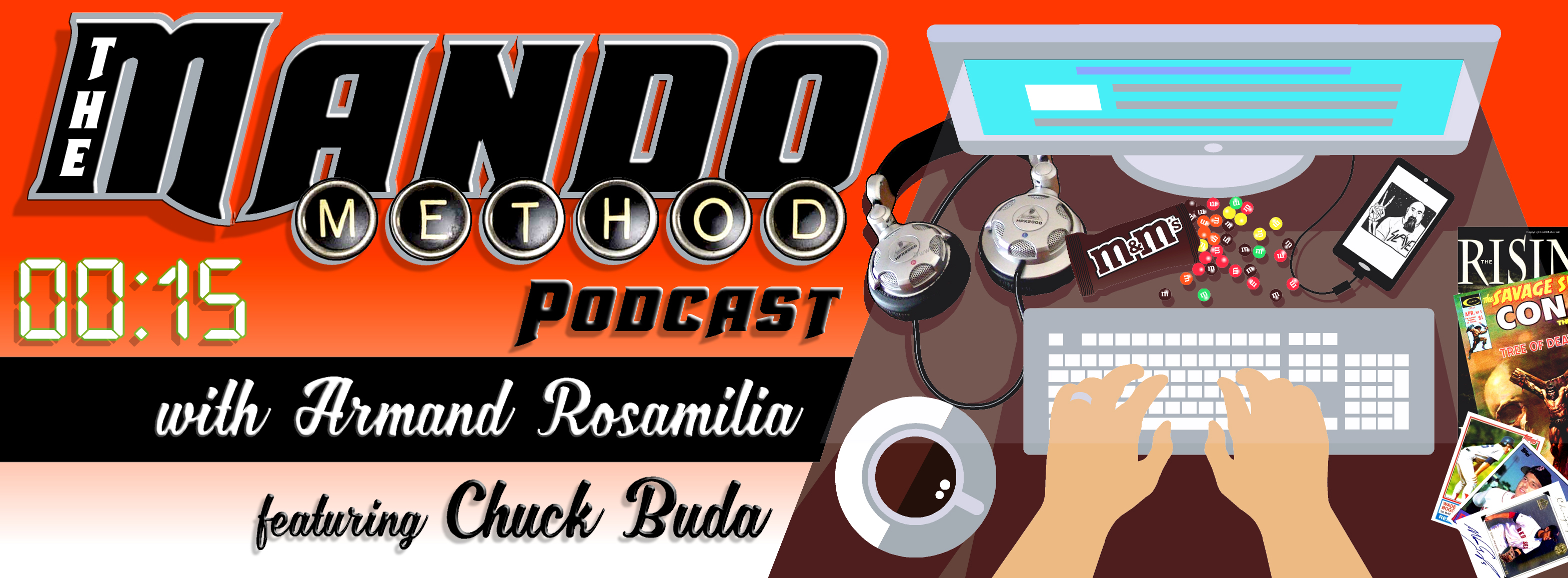 The Mando Method Podcast: Episode 261 - 3 Quick Fixes For Your Dialogue show art