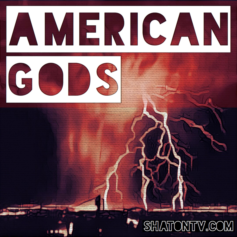 American Gods show art