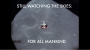 """Artwork for Still Watching the Skies Bonus Episode: """"For All Mankind"""""""