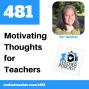Artwork for Motivating Thoughts for Teachers