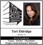 Artwork for The Liars Club Oddcast # 154 | Tori Eldridge, Award-Winning Mystery Thriller Author, Screenwriter, and Performer