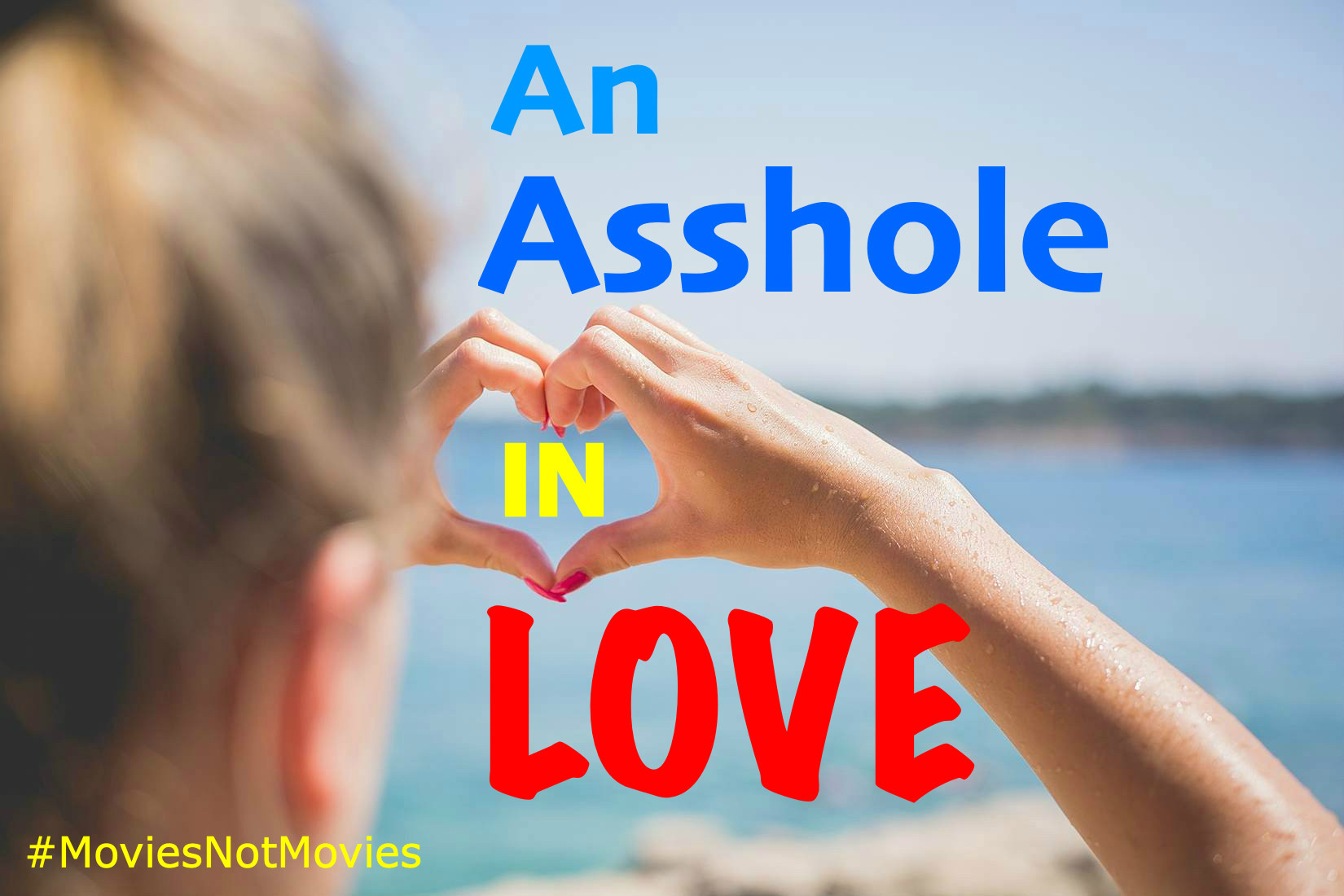 Asshole in Love poster
