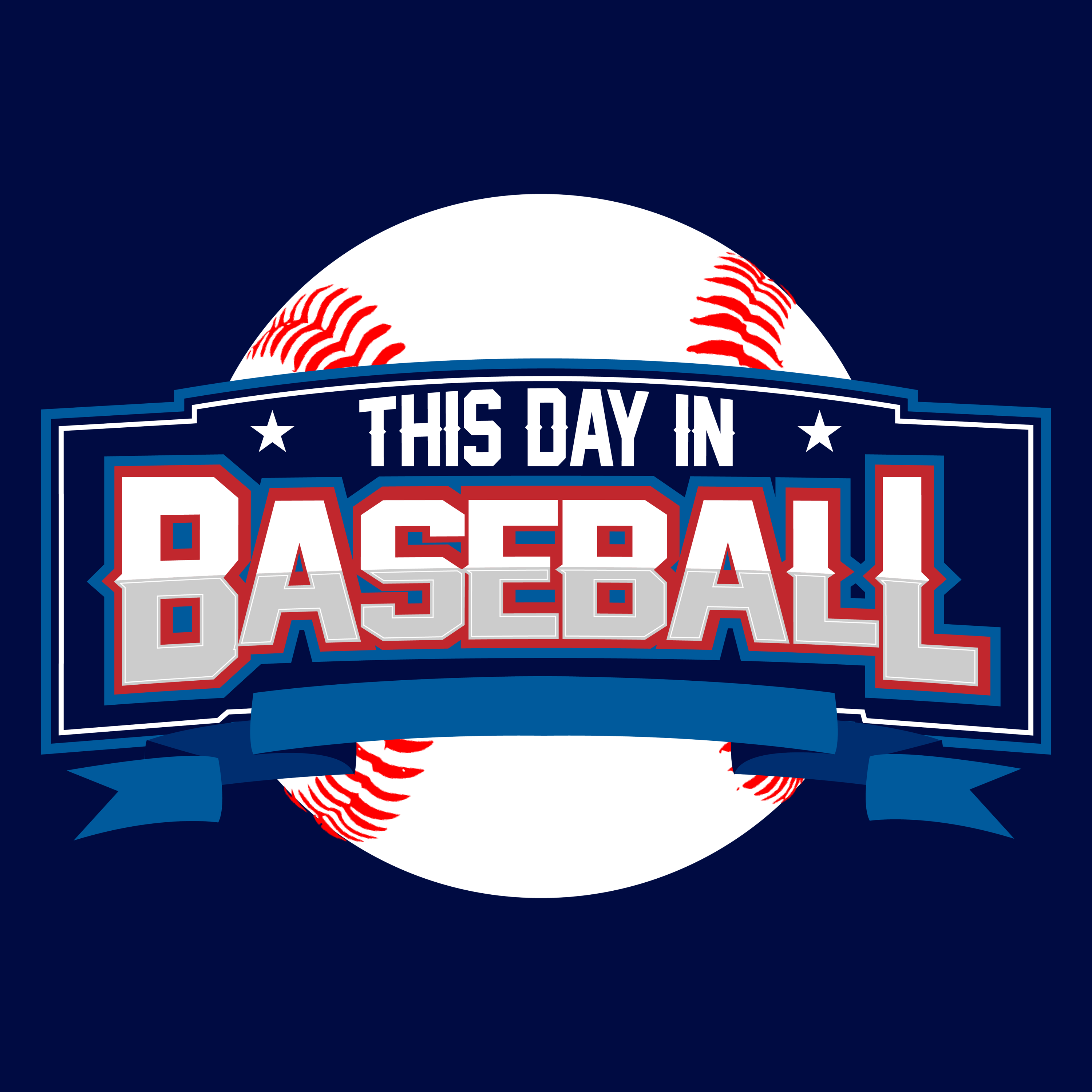This Day in Baseball - The Daily Rewind show art
