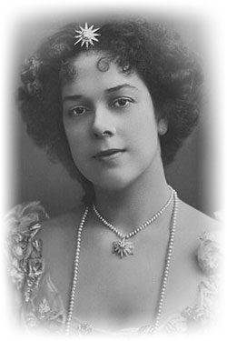 Clara Butt, a great contralto.