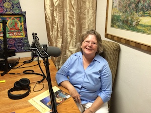 Episode 5: Cathy Chapman PhD - Author, Healer, Channel