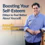 Artwork for EP16 Boosting Your Self-Esteem (Ways to Feel Better About Yourself)