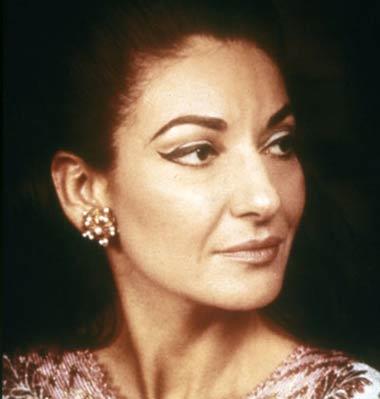 Maria Callas, Born on Dec.2, 1923
