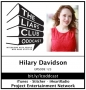 Artwork for The Liars Club Oddcast # 123 | Hilary Davidson, Award-Winning Novelist and Short-Story Writer