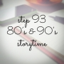 Artwork for Step 93 - 80s and 90s Stories from Our Friends Sarah, Maria, Christina, Jerusha, Angela.