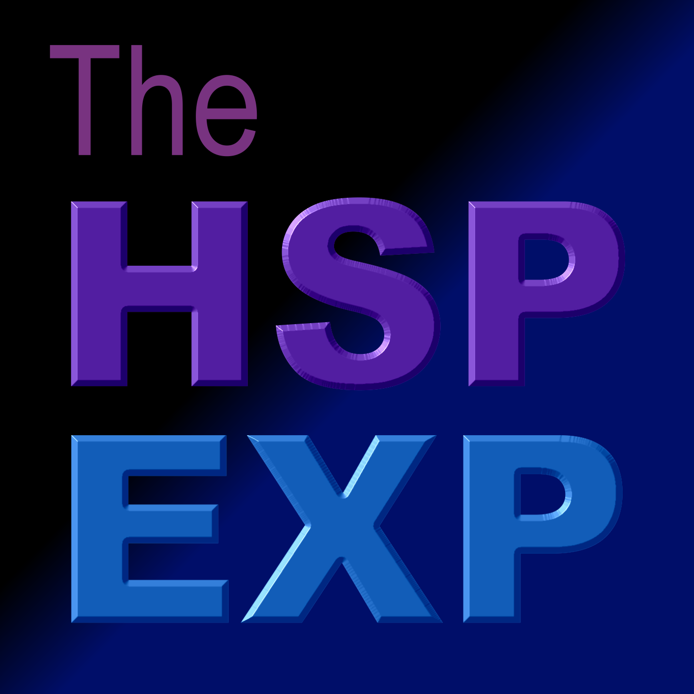 The HSP Experience show art