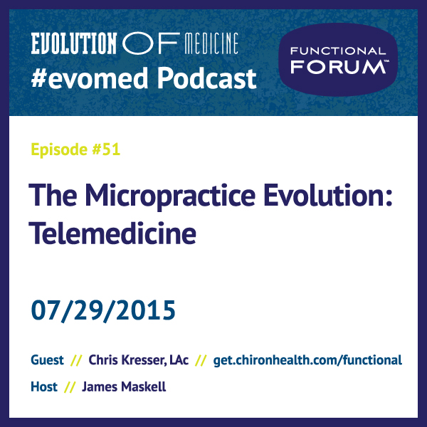 The Micropractice Evolution: Telemedicine