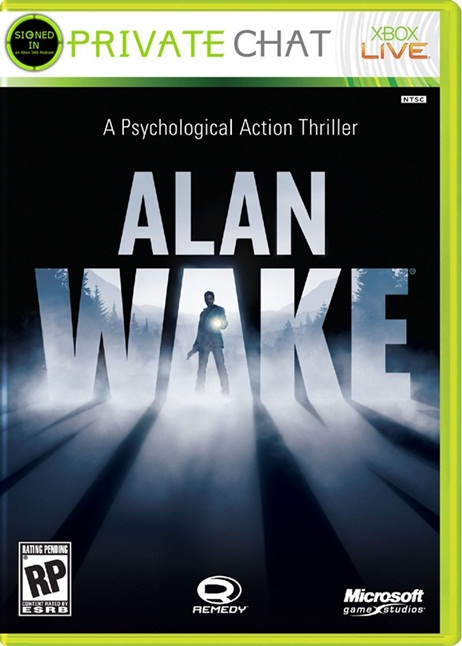 Private Chat #3: Alan Wake