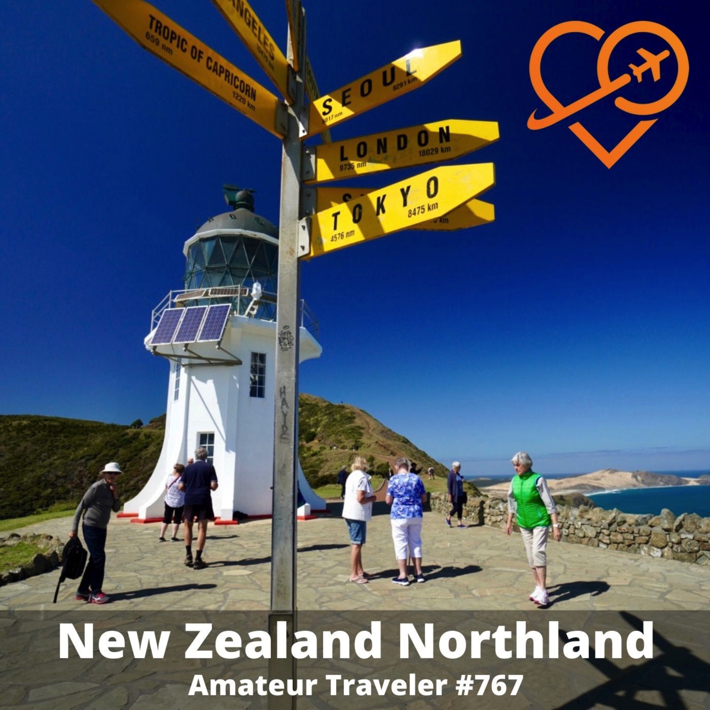 AT#767 - Travel to the New Zealand Northland