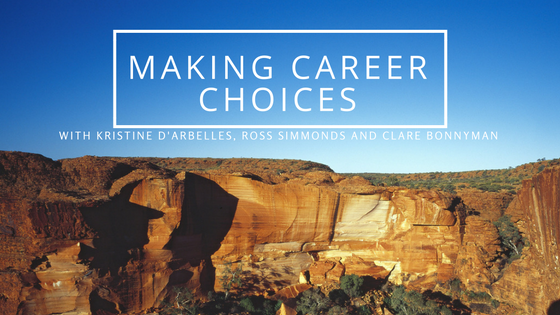 Episode #113: Making career choices