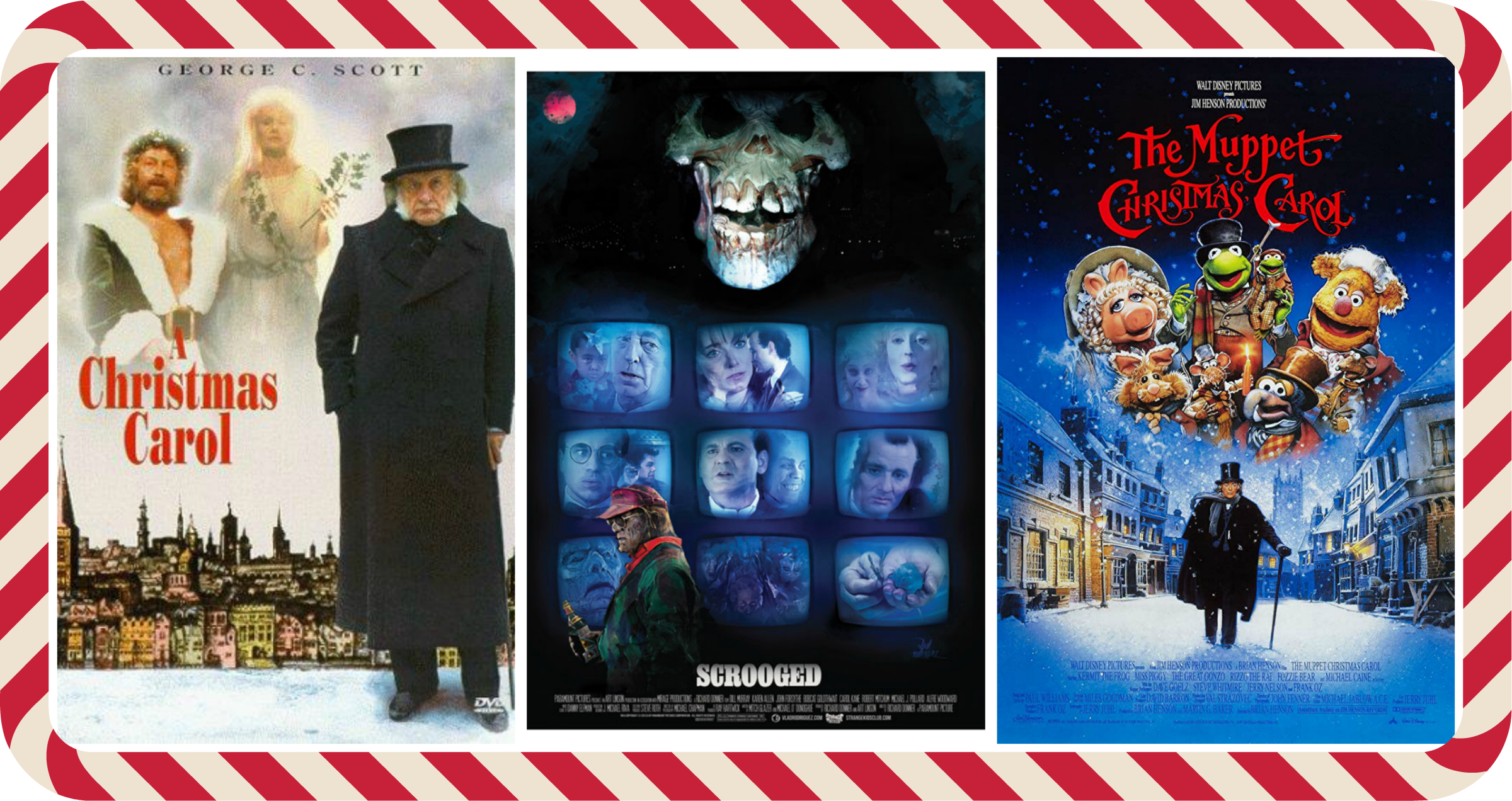 Test Pattern Christmas Special More Of Gravy Than Of Grave A Christmas Carol 1984 Scrooged A Muppet Christmas Carol Test Pattern A Horror Movie Podcast Lyssna Har Poddtoppen Se