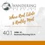 Artwork for Episode 40.1:  WBNL 52 - Business Planning FAQ