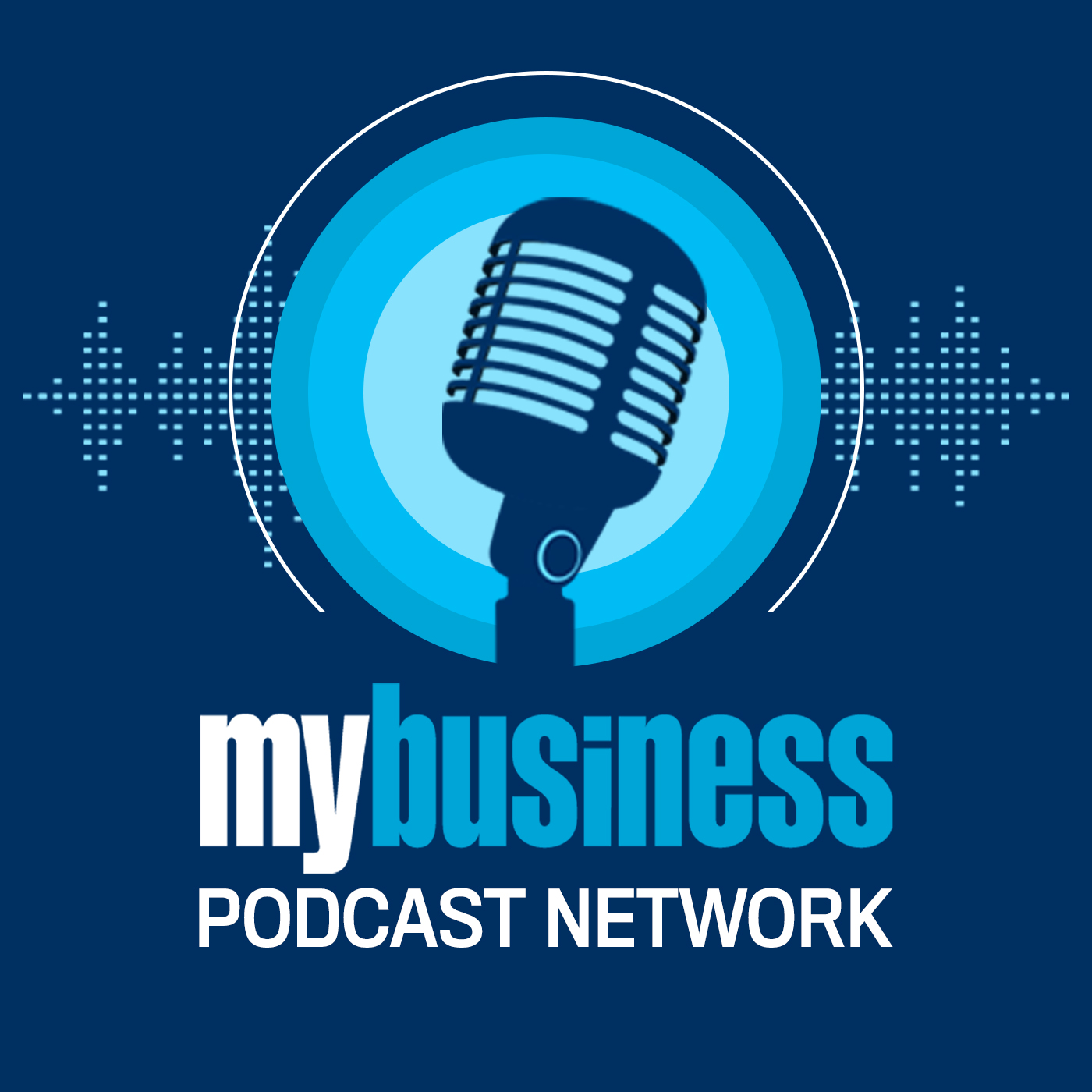 My Business Podcast show art
