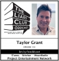 Artwork for The Liars Club Oddcast # 153 | Taylor Grant, Award-Winning Author, Screenwriter, and Filmmaker