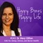 Artwork for Ep 43 - Dr. Mary Clifton - CBD for Sleep, Stress, and Bone Health