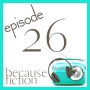 Artwork for Episode 26: A Chat with Laura Hile about Austen Retellings