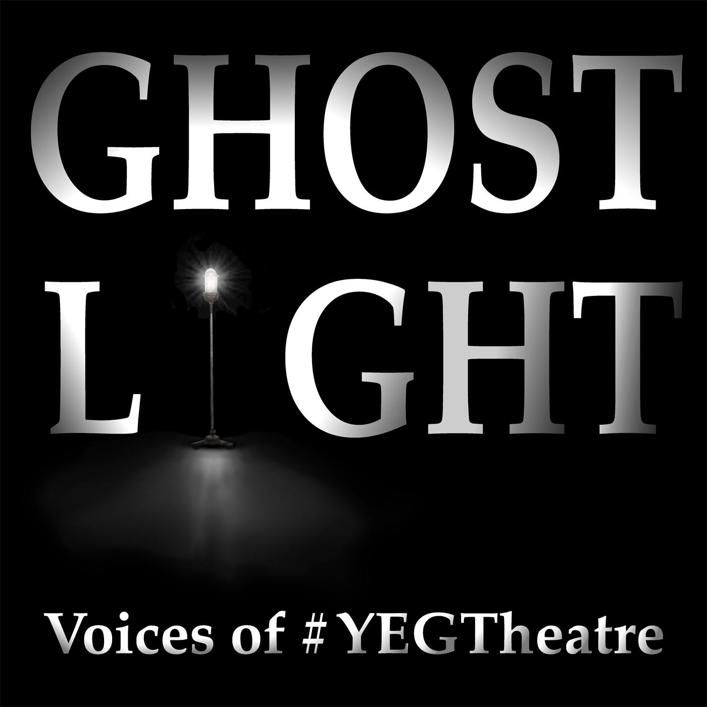Ghost Light show art
