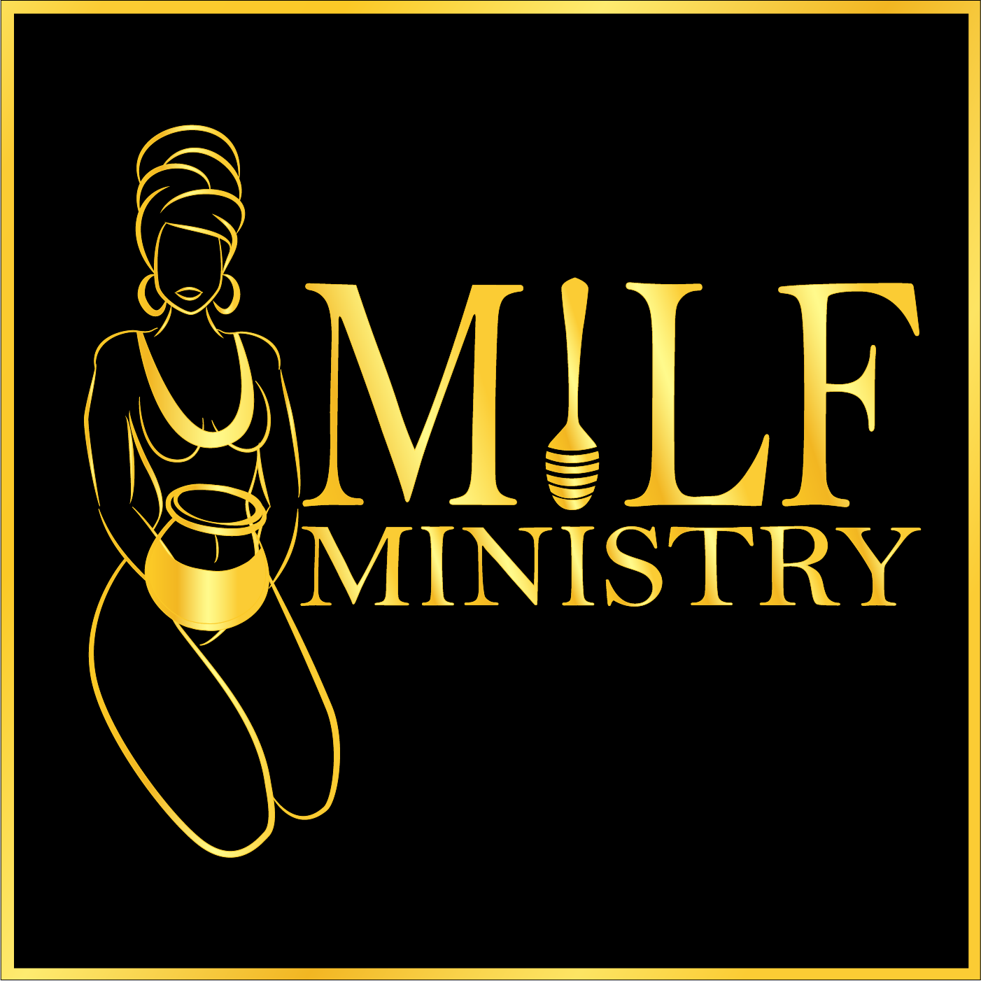 MILF Ministry Podcast show art
