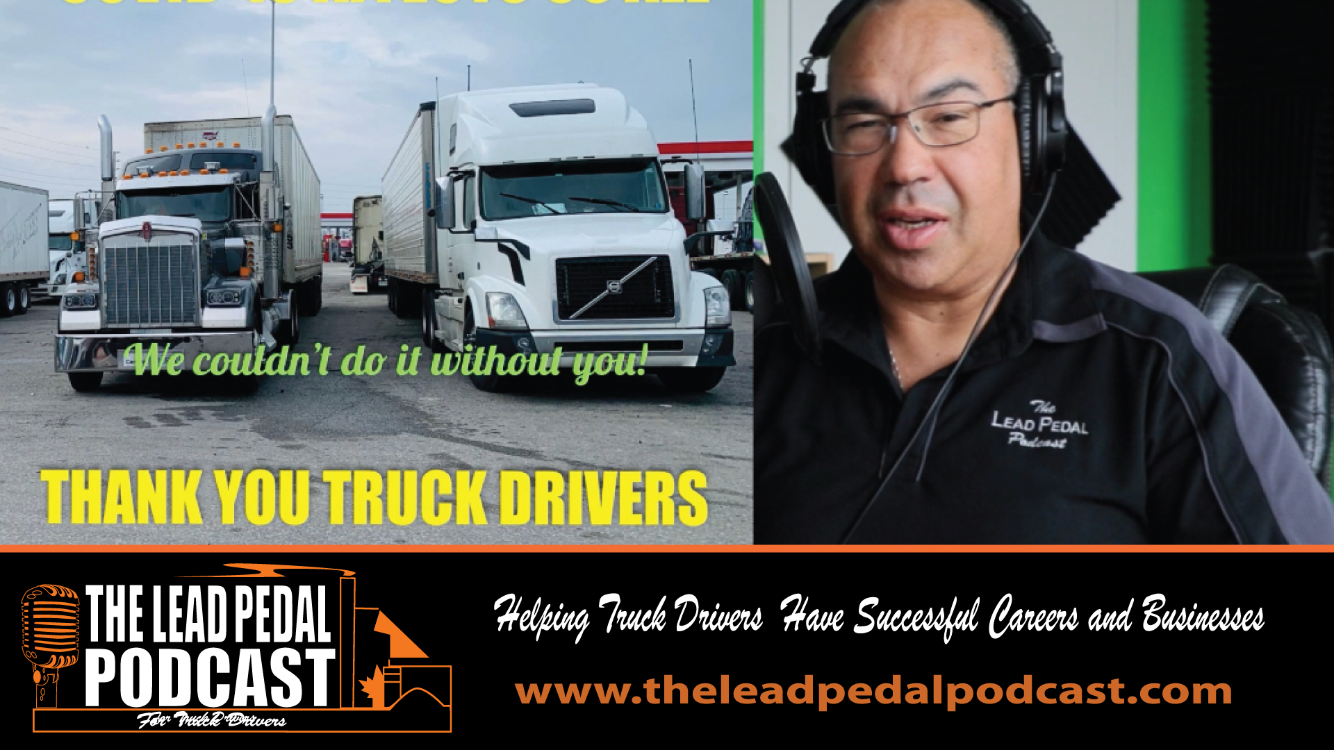 truckers Step up during pandemic