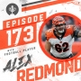 Artwork for NFL O-Lineman Alex Redmond