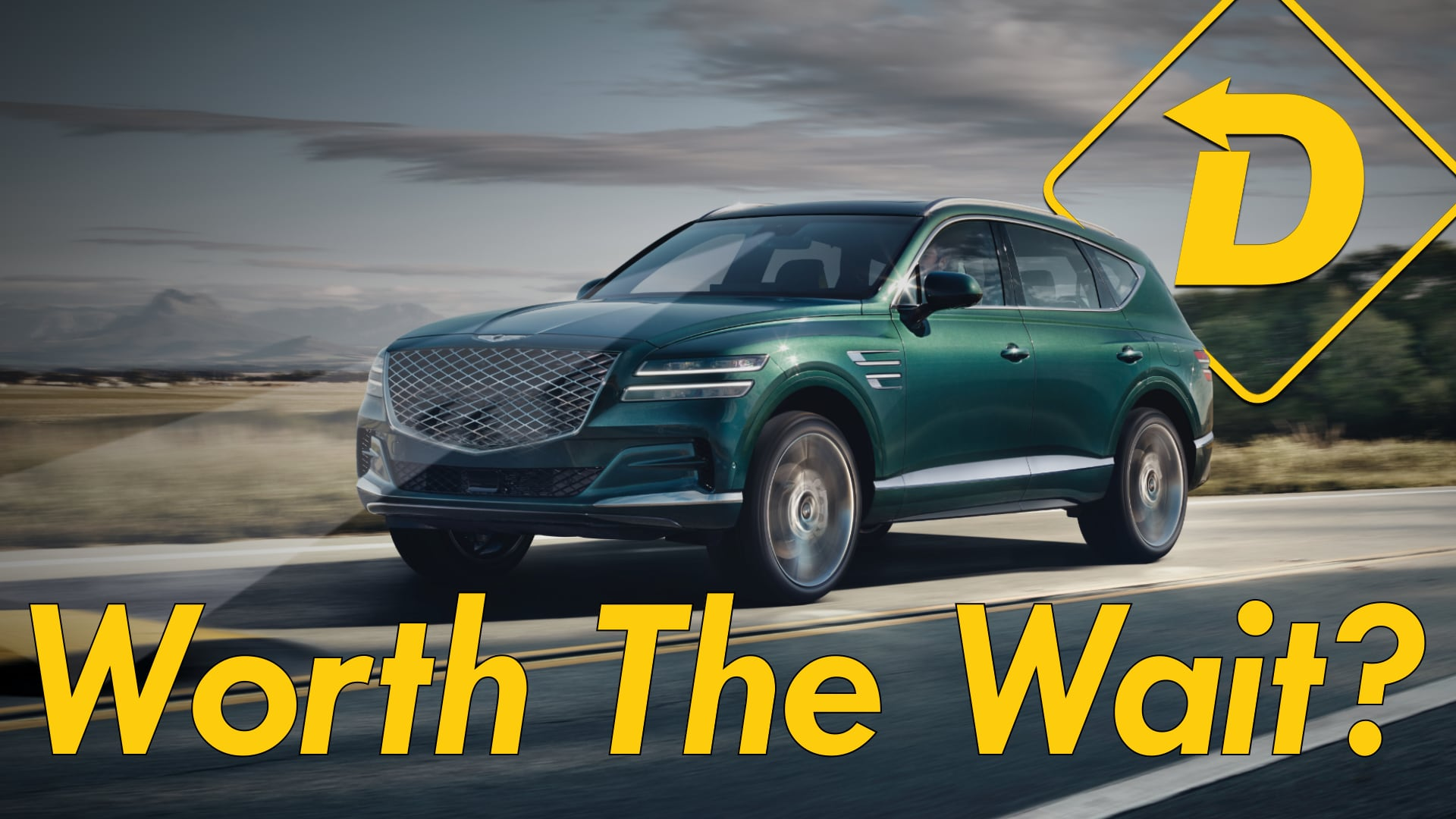 The Genesis GV80 SUV Looks Like Strong Competition! (Was It Worth The Wait?)