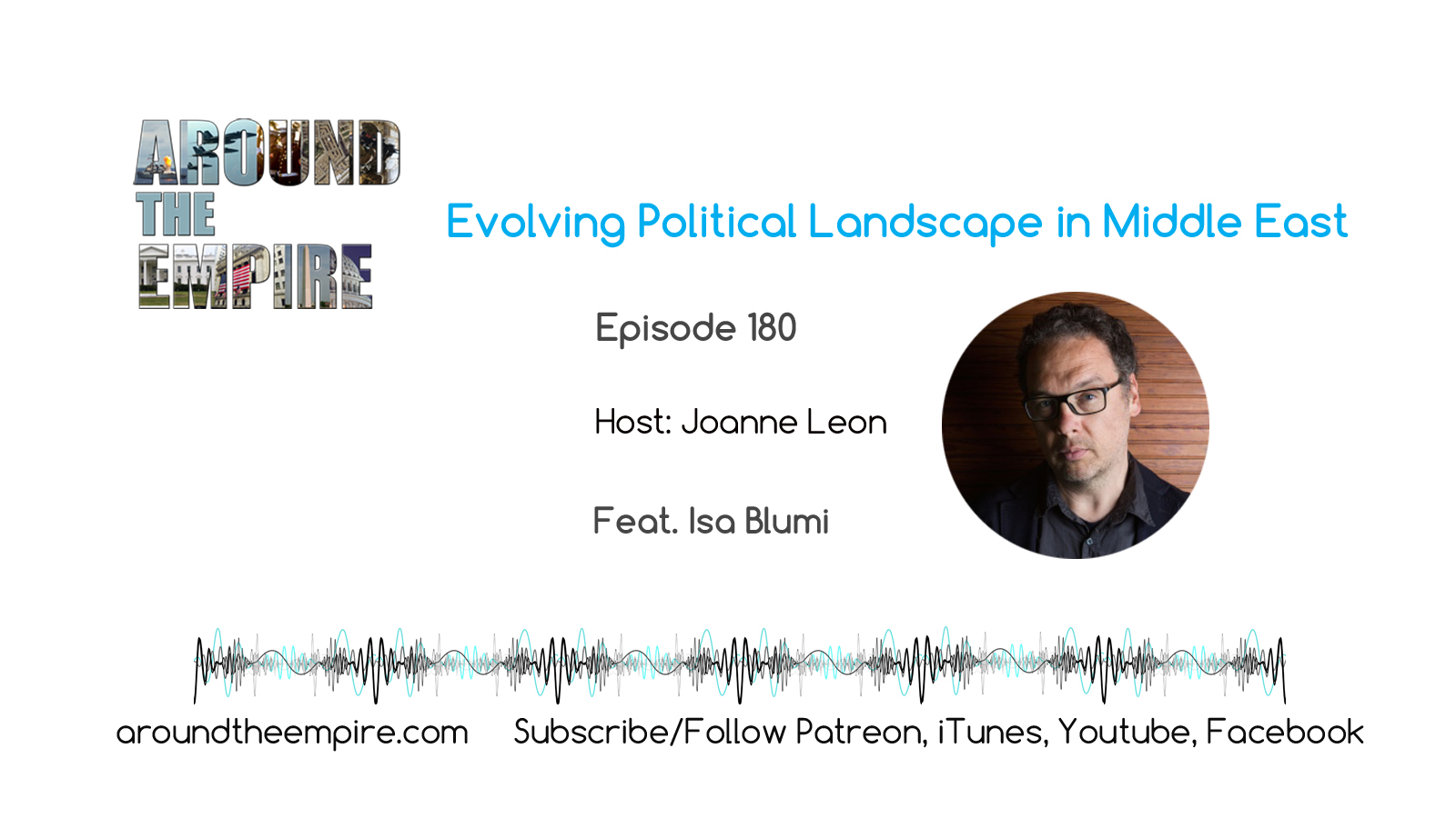 Ep 180 Evolving Geopolitical Landscape in Middle East feat Isa Blumi