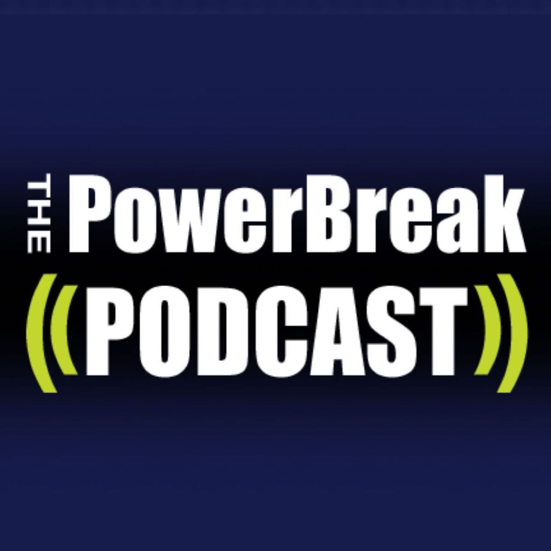The PowerBreak Podcast show art
