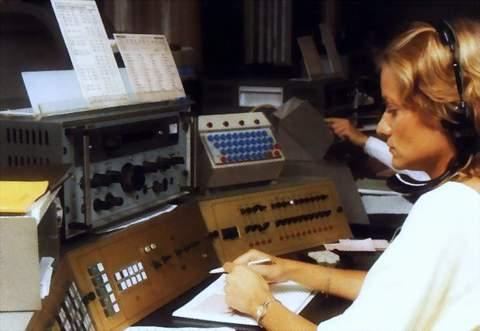 MN.17.10.1985. Scheveningen Radio Reportage