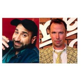 Ep 67: Doug Stanhope & Dave Attell