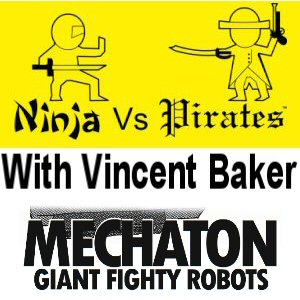 NvP 3x02 - Mechaton with Vincent Baker