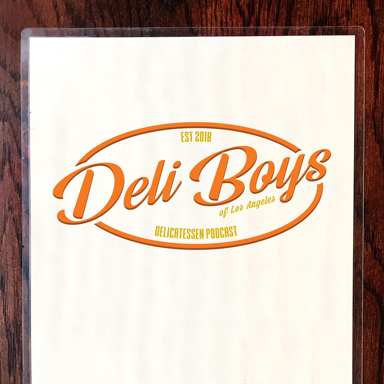 Deli Boys show art