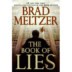 Brad Meltzer won't stop talking about his book pt 2